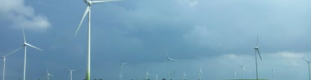 Ruim honderd windmolens op land in 2013